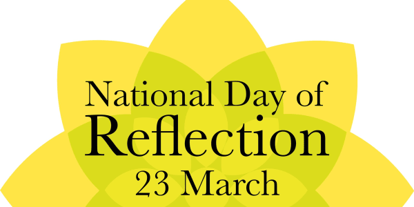 23rd March National Day of Reflection