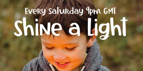 Read: Shine a Light this Saturday